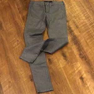 Grey pants with littles brights